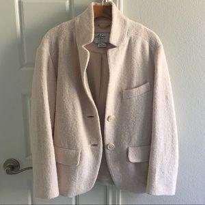 Kate Spade Madison Avenue Joey Wool Coat Size 2